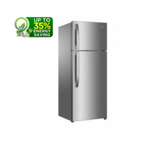 Haier Thermocool 339 Liters Double Door Refrigerator HRF-350LUX