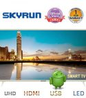 Skyrun Smart 58″ LED-58XM/KW02 UHD 4K TV With Free Wall Bracket – Gold