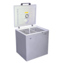 HAIER THERMOCOOL SMALL CHEST FREEZER -HTF 126-INTC-R6 SLV